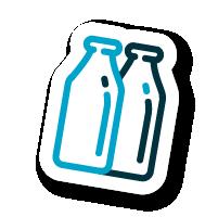 Logo botellas influencers