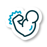 Logo brazo influencers