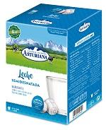 Caja cápsulas leche